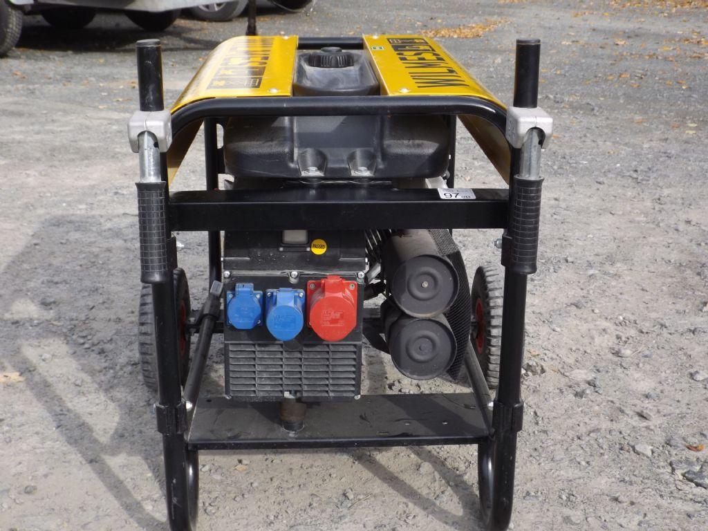 Pramac-Stromgenerator ES 8000-Sonstige-www.wilmes-mietservice.de