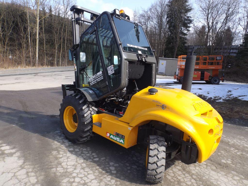 Ausa-C 350 H x 2-Geländestapler-www.wilmes-mietservice.de