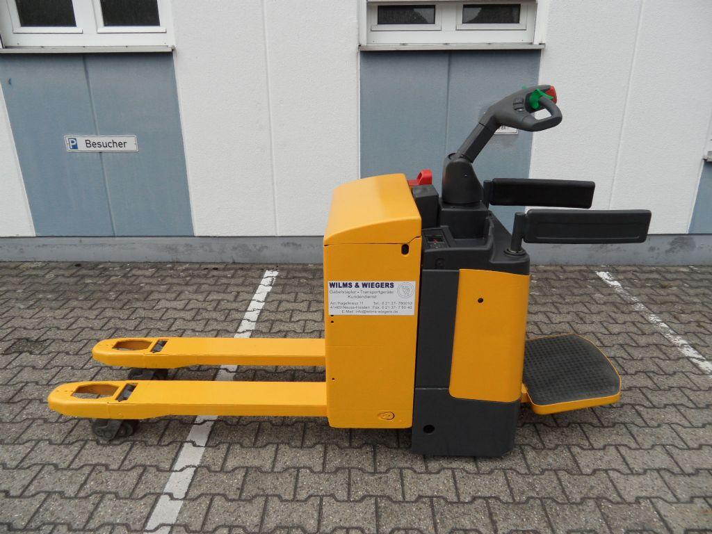 Jungheinrich-ERE 120 - Batterie BJ 2017 - klappbare Plattform-Niederhubwagen-www.wilms-wiegers.de