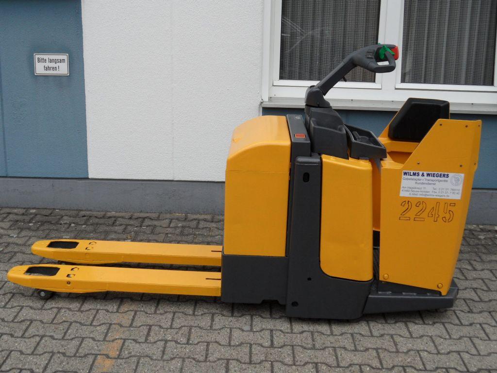 Jungheinrich-ERE 224 - neue Batterie!-Niederhubwagen-www.wilms-wiegers.de