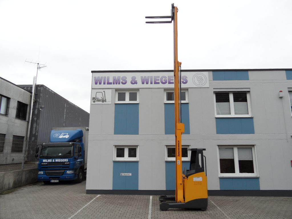 Jungheinrich-ETV 114 - 7,70 m Triplex-Schubmaststapler-www.wilms-wiegers.de
