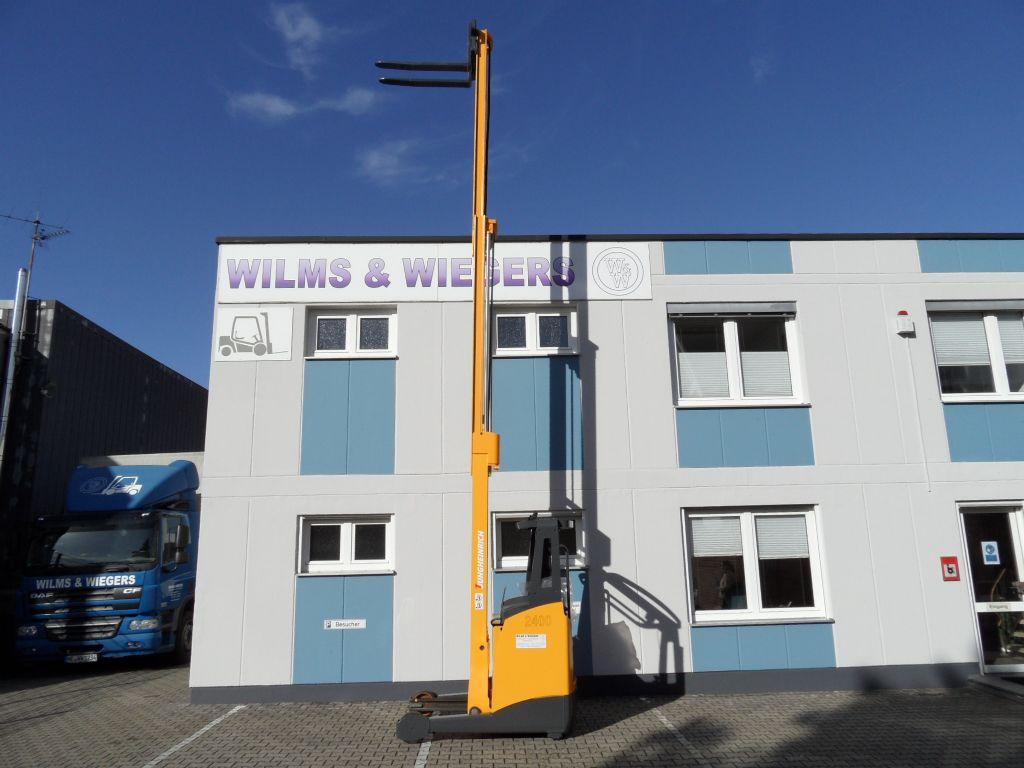 Jungheinrich-ETV 116 - Batterie NEU - 7,70 m Triplex-Schubmaststapler-www.wilms-wiegers.de