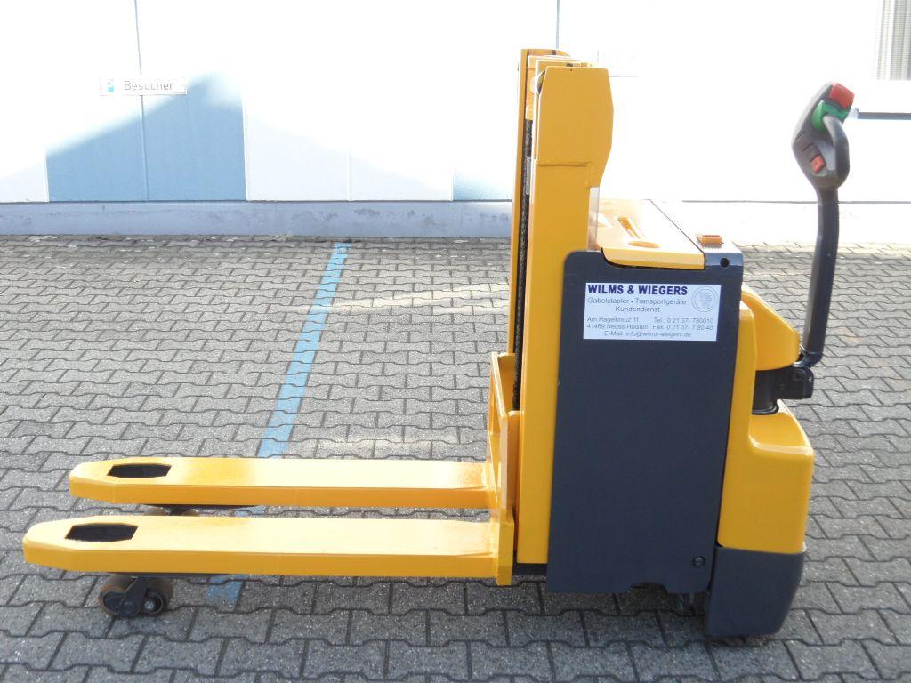 Jungheinrich-EJD 220 - neue Batterie!-Deichselstapler-www.wilms-wiegers.de