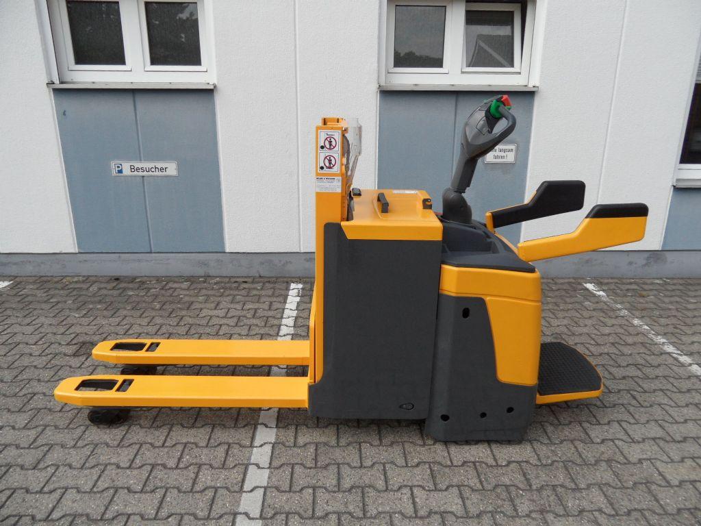 Jungheinrich-ERD 220 - 2013 - Plattform-Deichselstapler-www.wilms-wiegers.de