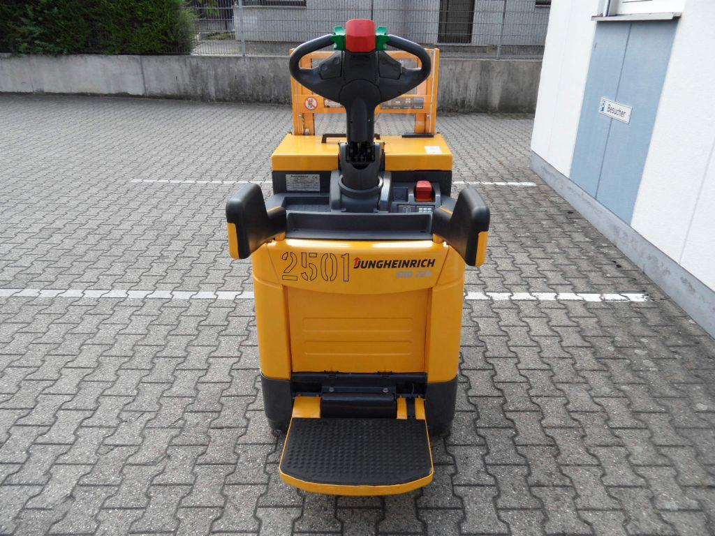 Jungheinrich-ERD 220 - 2013 - Plattform-Hochhubwagen-www.wilms-wiegers.de