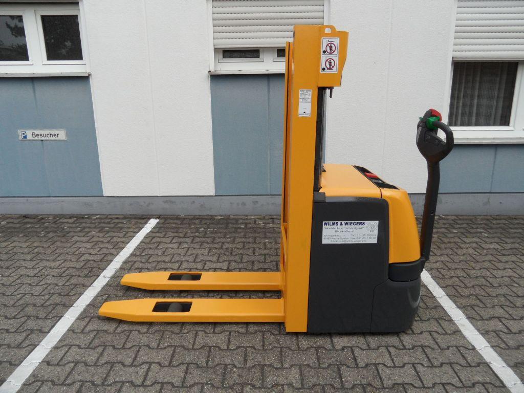 Jungheinrich-EJC 214 - wenig Stunden!-Deichselstapler-www.wilms-wiegers.de