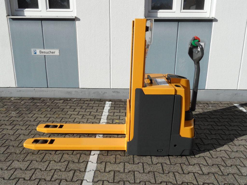 Jungheinrich-EJD 220 - neue Batterie!!-Deichselstapler-www.wilms-wiegers.de