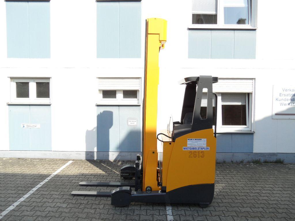 Jungheinrich-ETV 214 - 7,70 m Triplex!-Schubmaststapler-www.wilms-wiegers.de