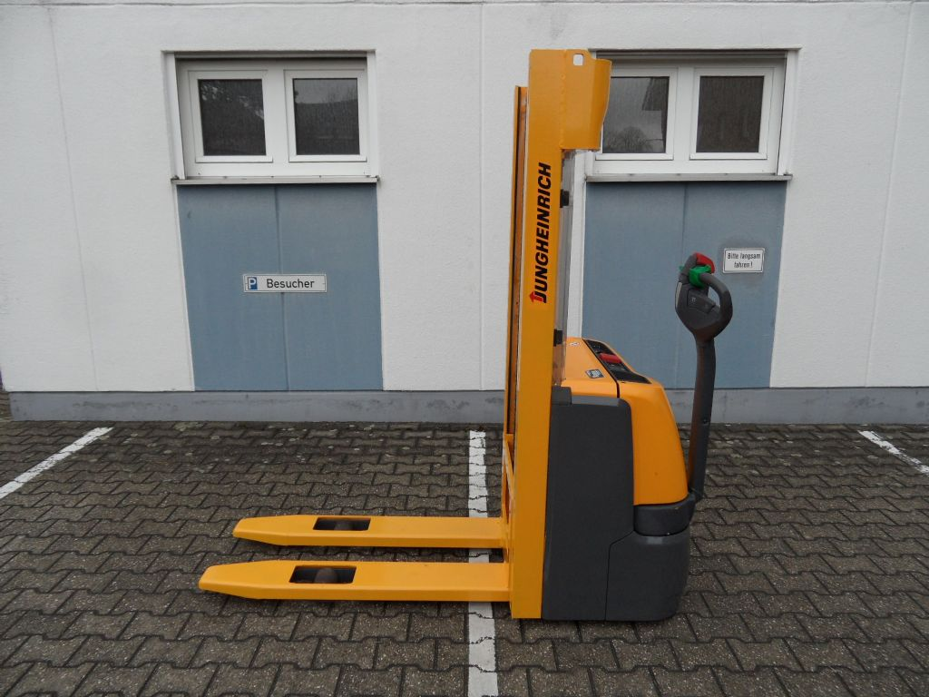 Jungheinrich-EJC 112 - neue Batterie - 546 Stunden!-Deichselstapler-www.wilms-wiegers.de