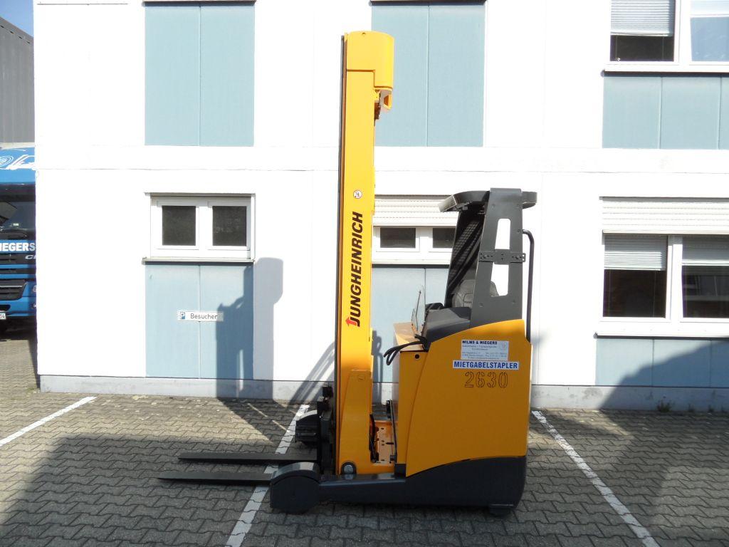 Jungheinrich-ETV 214 - 8 Meter Triplex!-Schubmaststapler-www.wilms-wiegers.de