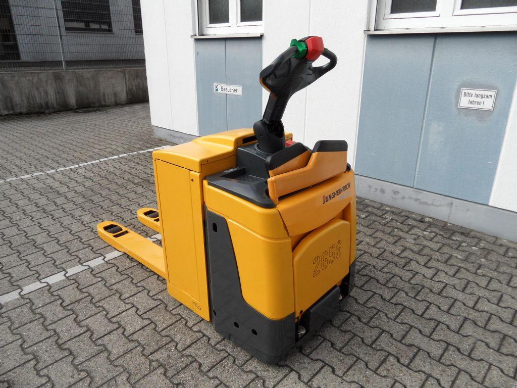 Jungheinrich-ERE 225 k.P. - 2014 - gute Batterie-Niederhubwagen-www.wilms-wiegers.de