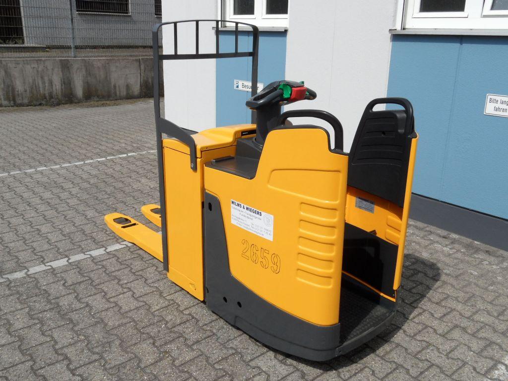 Jungheinrich-ERE 225 - feste Plattform - Gabelbreite 510 mm-Niederhubwagen-www.wilms-wiegers.de