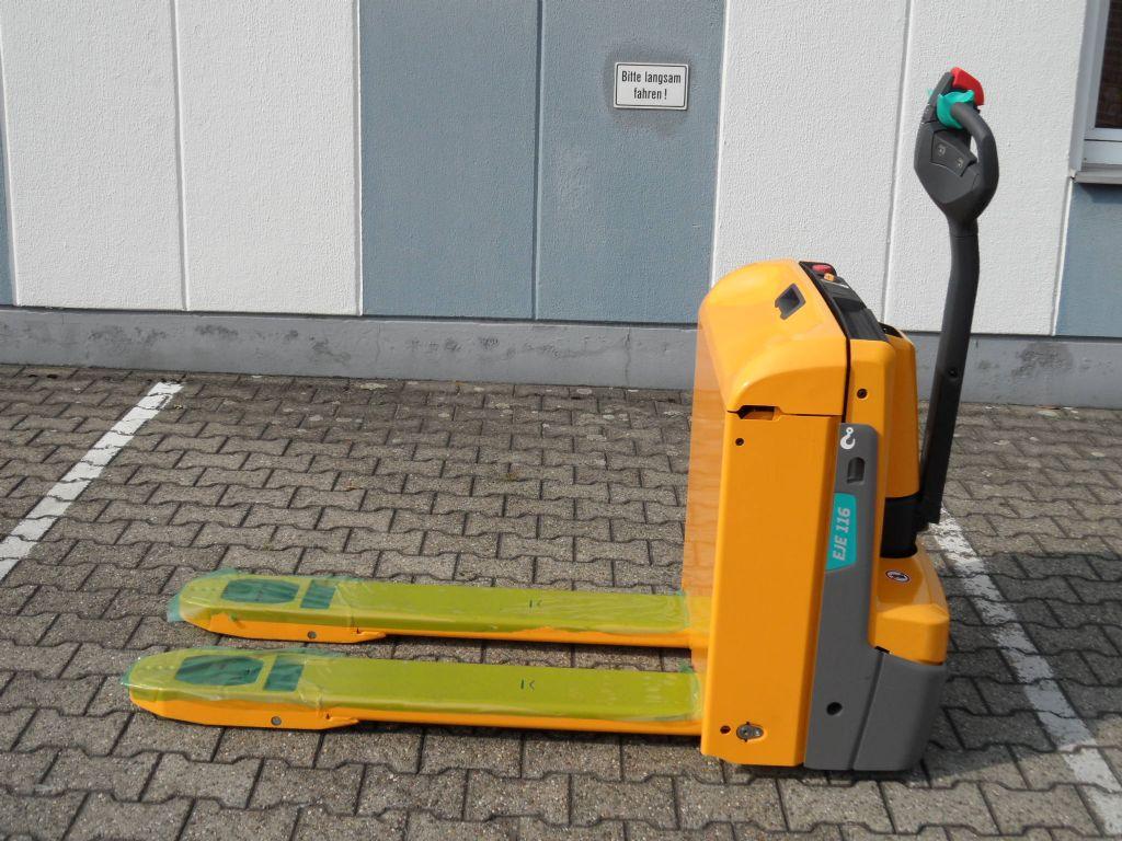 Jungheinrich-EJE 116 - NEU - new Generation-Niederhubwagen-www.wilms-wiegers.de