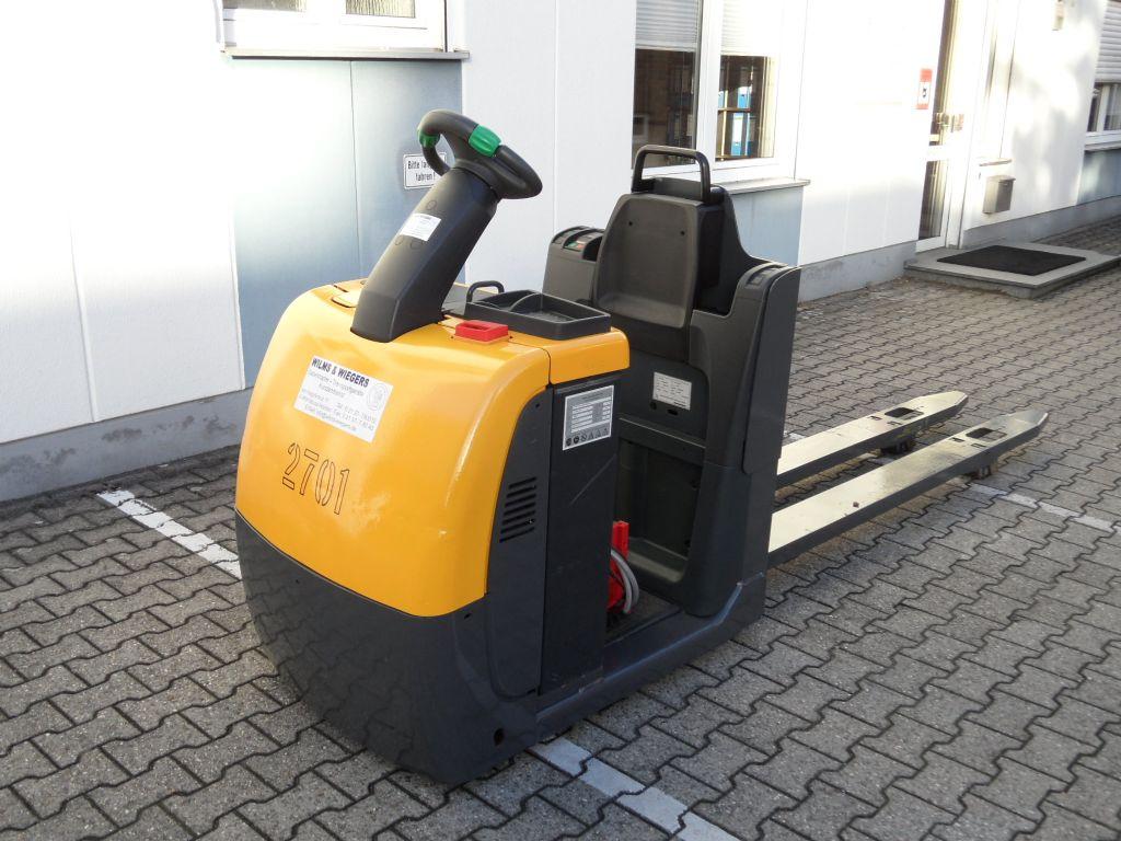 Jungheinrich-ECE 225 - 2400 mm Gabeln-Niederhubwagen-www.wilms-wiegers.de