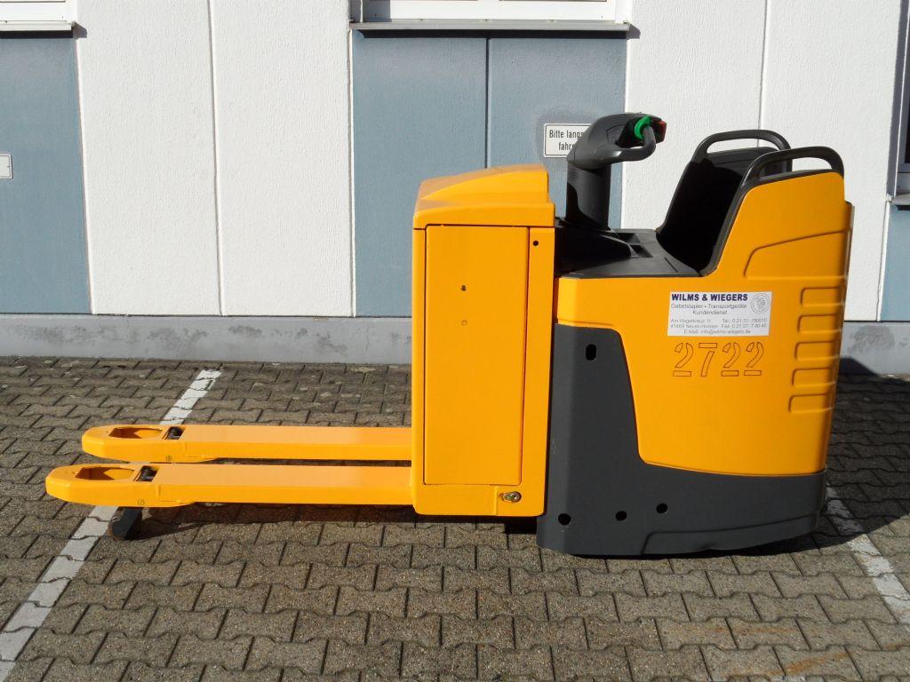 Jungheinrich-ERE 225 - feste Plattform - 2014-Niederhubwagen-www.wilms-wiegers.de