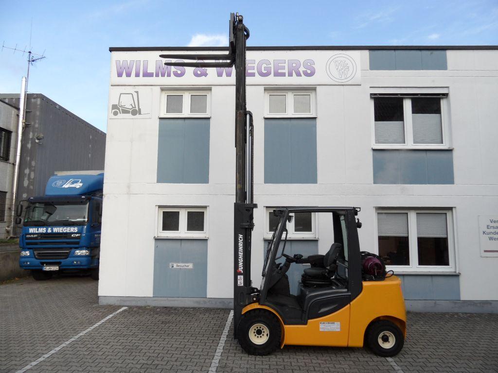 Jungheinrich-TFG 435s - Triplex - ZH2-Treibgasstapler-www.wilms-wiegers.de
