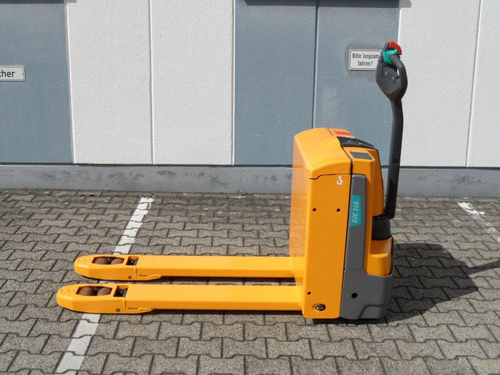 Jungheinrich-EJE 116 - NEU -Niederhubwagen-www.wilms-wiegers.de