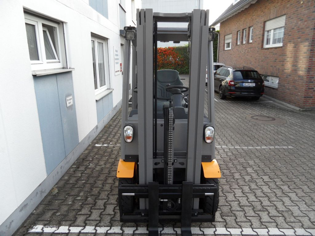 Jungheinrich-TFG 316s - Triplex - wenig Stunden!-Treibgasstapler-www.wilms-wiegers.de
