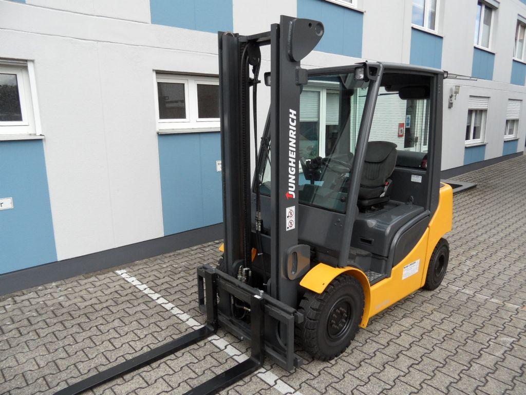 Jungheinrich-TFG 425s - ZH2 - Front-Dach-Heckscheibe-Treibgasstapler-www.wilms-wiegers.de