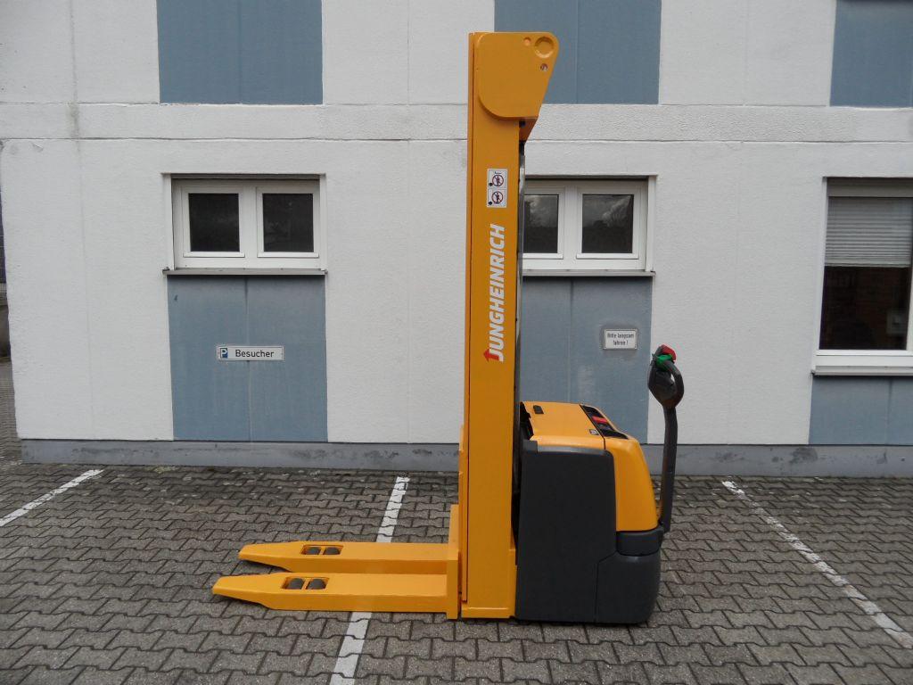 Jungheinrich-EJC 230 - 3 Tonnen! - Freihub - wenig Stunden-Deichselstapler-www.wilms-wiegers.de