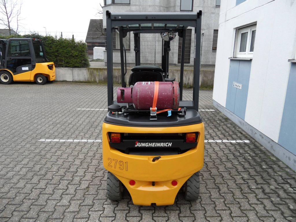 Jungheinrich-TFG 316 - Freihub - weiße Reifen-Treibgasstapler-www.wilms-wiegers.de
