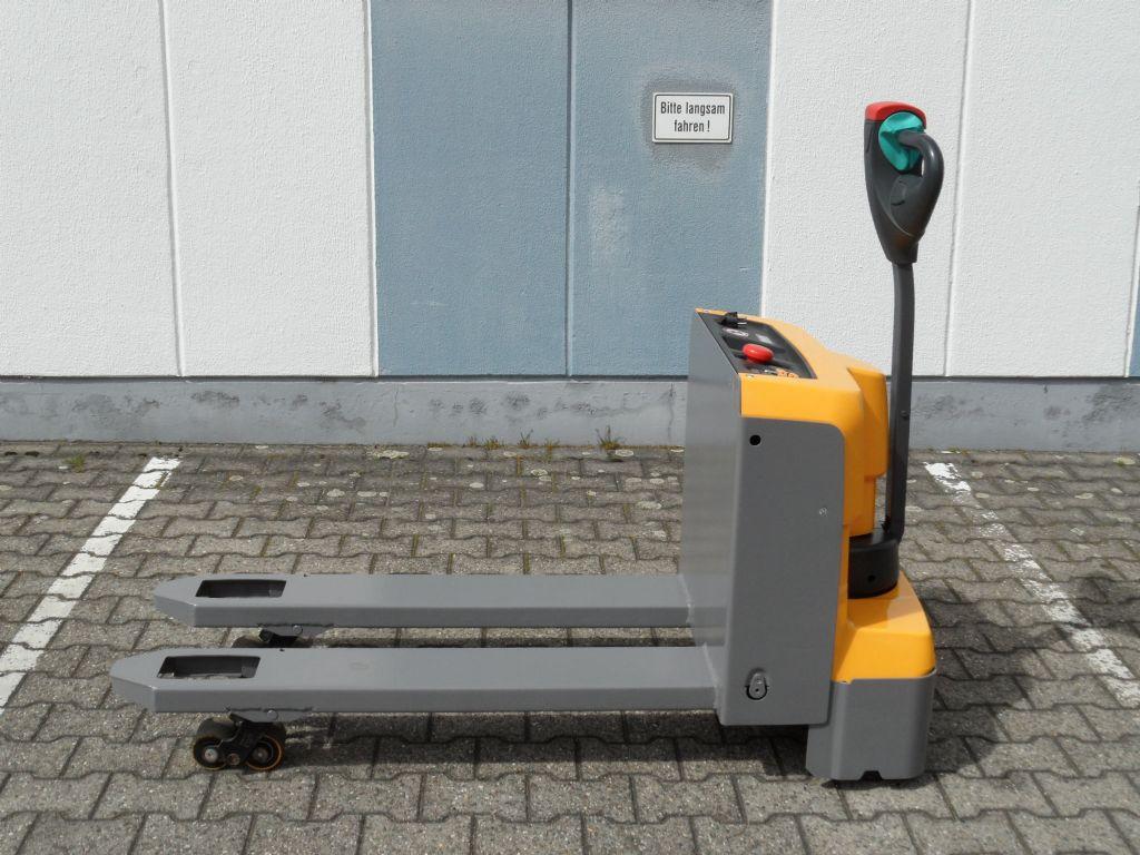 Jungheinrich-EJE M15 - 2017 - 211 Stunden!-Niederhubwagen-www.wilms-wiegers.de