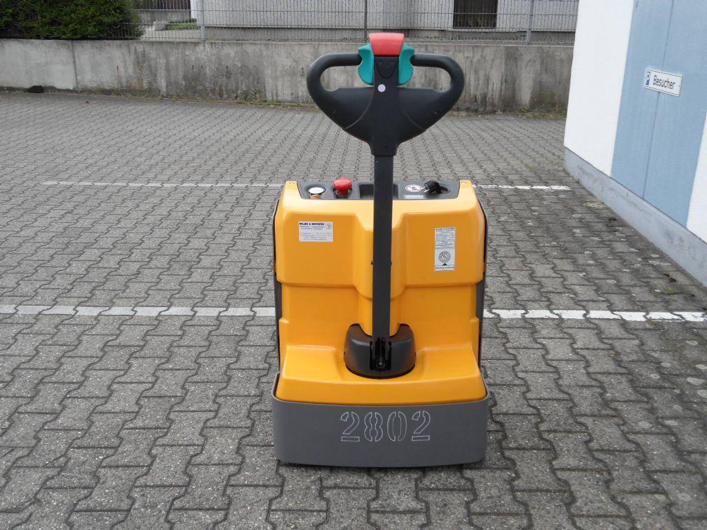 Jungheinrich-EJE M15 - 2017 - 183 Stunden!-Niederhubwagen-www.wilms-wiegers.de