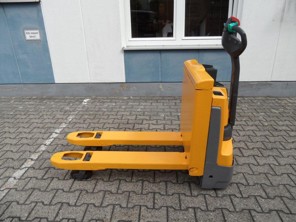 Jungheinrich-EJE 114i - Lithium-Ionen !!-Niederhubwagen-www.wilms-wiegers.de