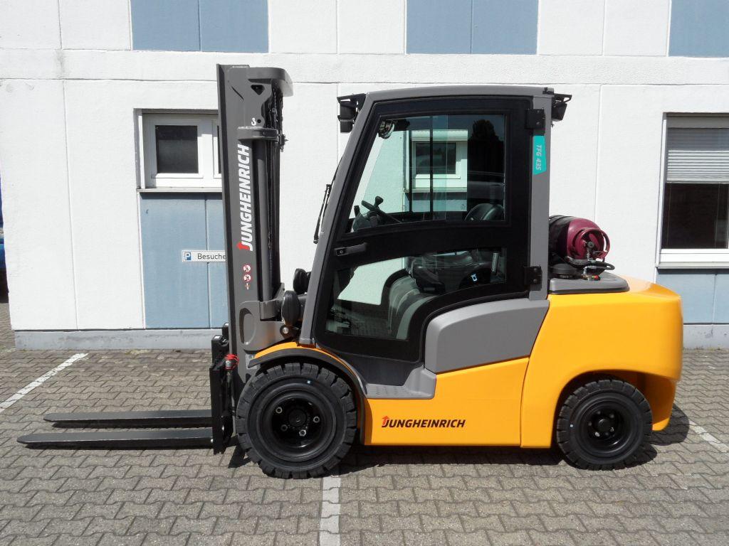 Jungheinrich-TFG 435 - NEU - Sofort lieferbar!!-Treibgasstapler-www.wilms-wiegers.de