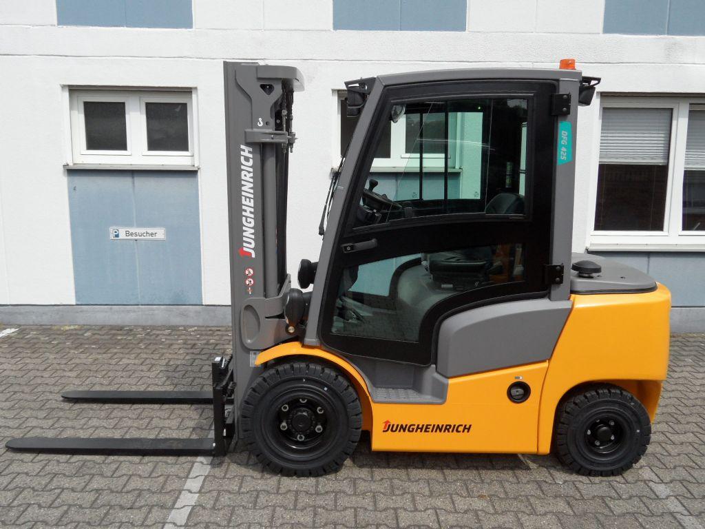 Jungheinrich-DFG 425 - NEU - sofort lieferbar!-Dieselstapler-www.wilms-wiegers.de