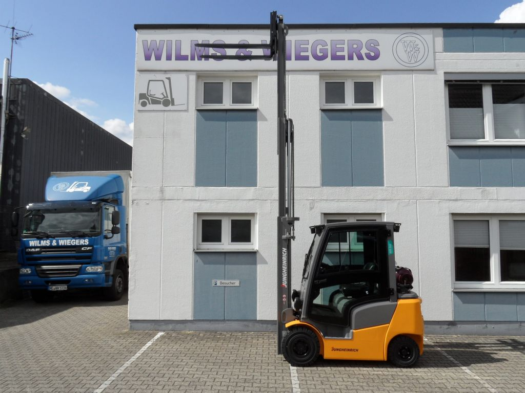 Jungheinrich-TFG 320 - NEU - Triplex - sofort lieferbar-Treibgasstapler-www.wilms-wiegers.de
