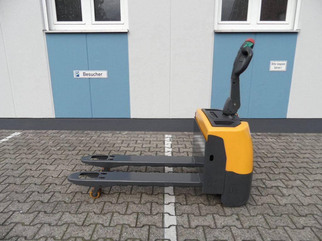 Jungheinrich-EME 114 - nur 741 Stunden!-Niederhubwagen-www.wilms-wiegers.de