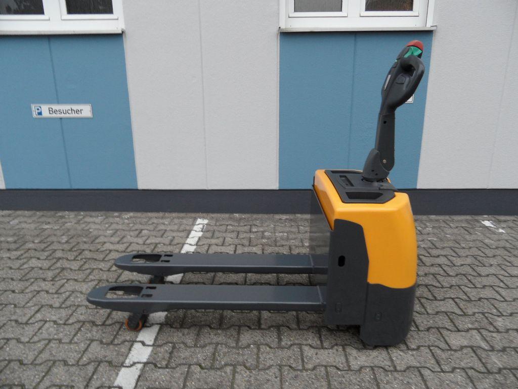 Jungheinrich-EME 114 - neue Batterien - 666 Stunden!-Niederhubwagen-www.wilms-wiegers.de