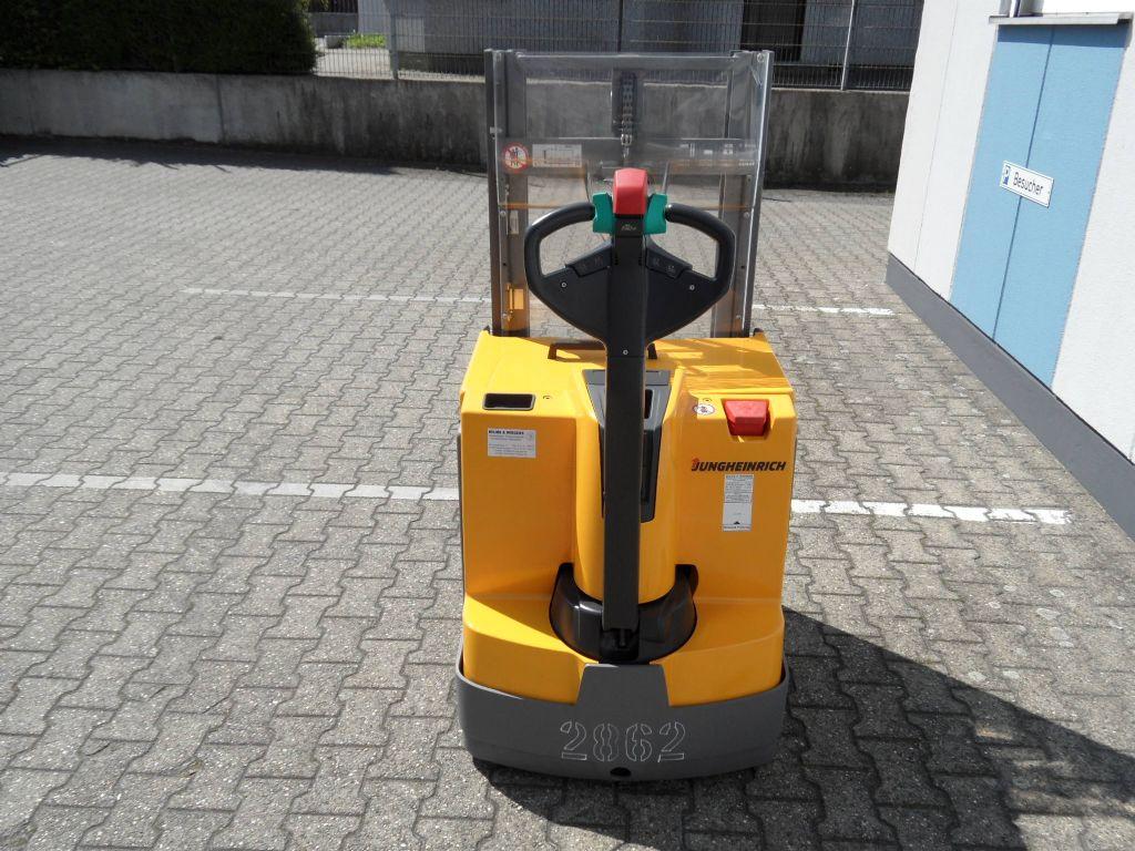 Jungheinrich-EJD 220 - BJ 2016 - NEUE Batterie!-Deichselstapler-www.wilms-wiegers.de