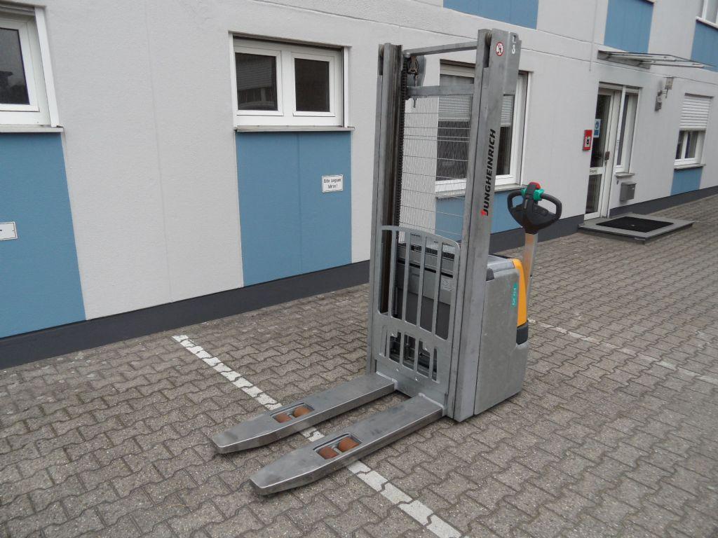 Jungheinrich-EJC 214 - VERZINKT - 2019 - 24 Stunden!-Deichselstapler-www.wilms-wiegers.de