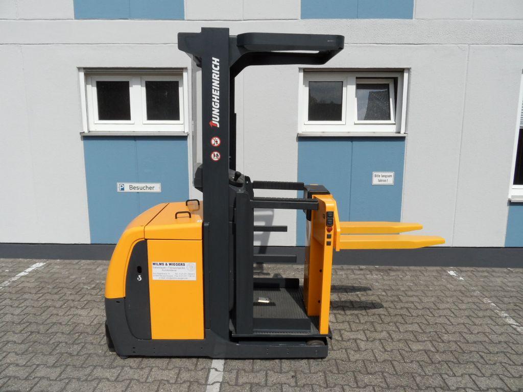 Jungheinrich-EKS 110 Z 160 E - 800 mm Gabeln-Mittelhubkommissionierer-www.wilms-wiegers.de
