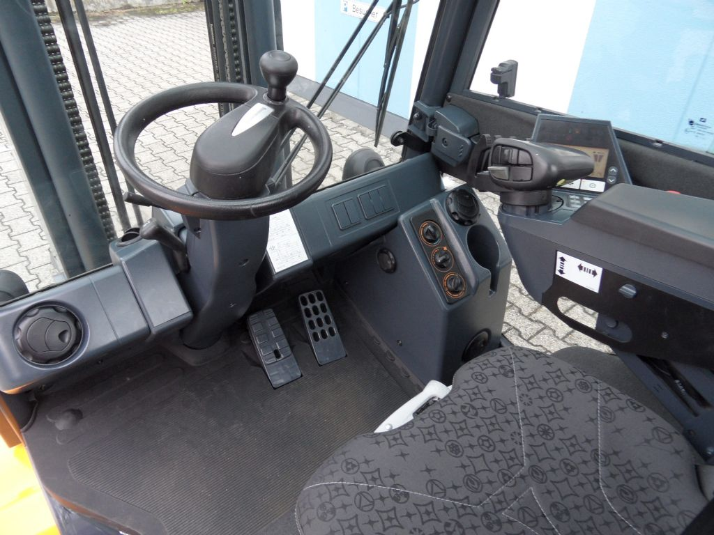Jungheinrich-TFG 435s - ZV-Gerät - TOP - wenig Stunden-Treibgasstapler-www.wilms-wiegers.de