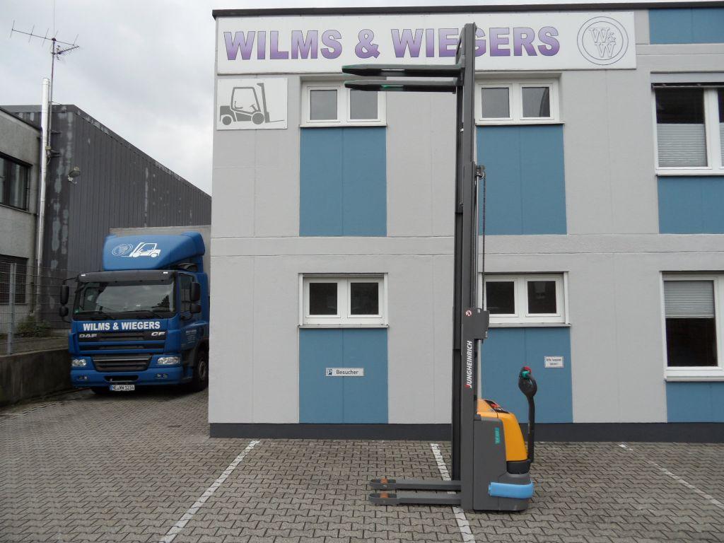 Jungheinrich-EJC 112 - Triplex - NEU - sofort lieferbar-Deichselstapler-www.wilms-wiegers.de