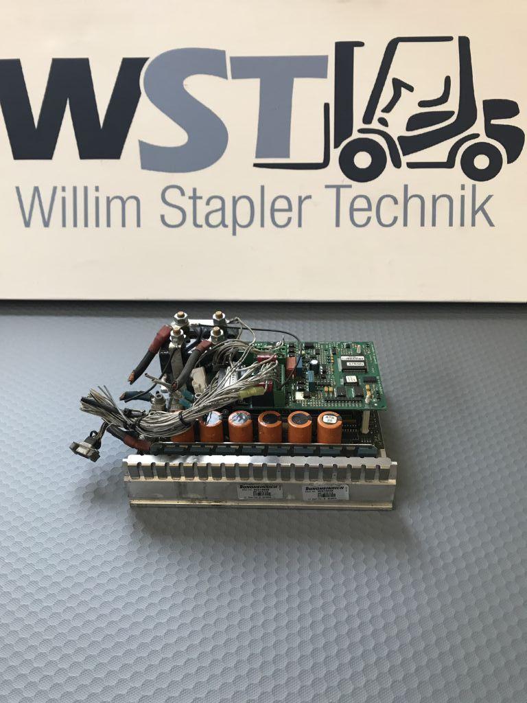Jungheinrich MP1510C/6 Elektrische Steuerungen und Komponenten www.wst-stapler.at