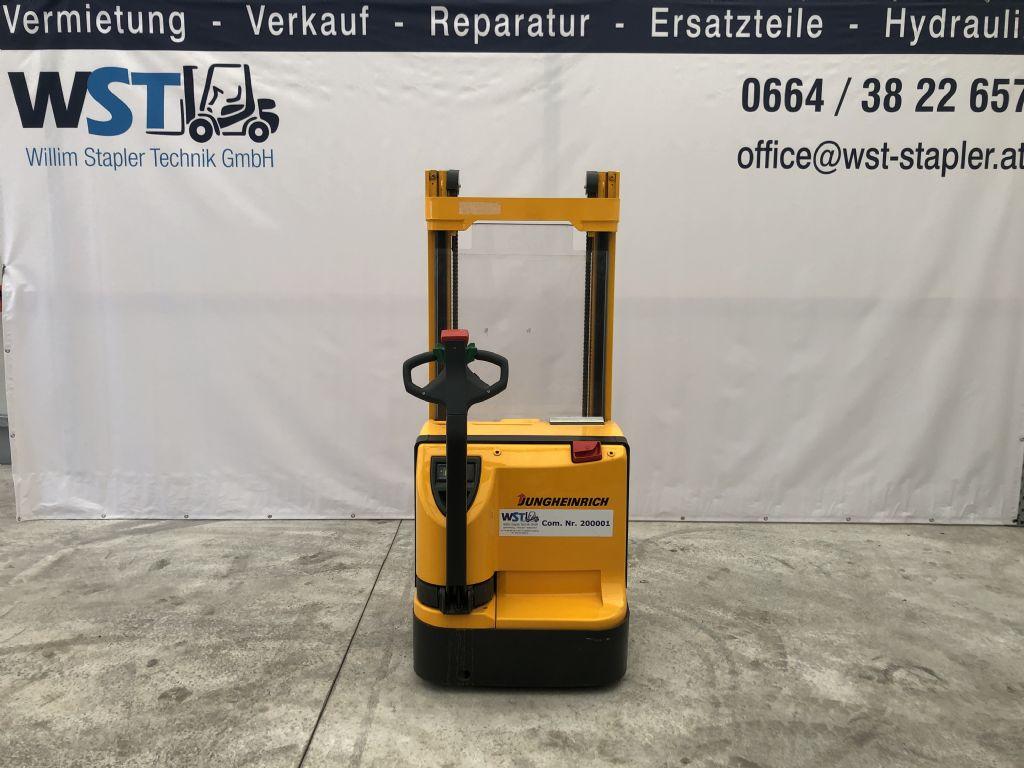 Jungheinrich EJC 12 Hochhubwagen www.wst-stapler.at