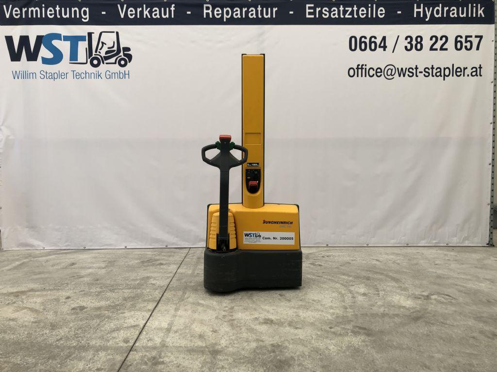 Jungheinrich EMC 10 Hochhubwagen www.wst-stapler.at