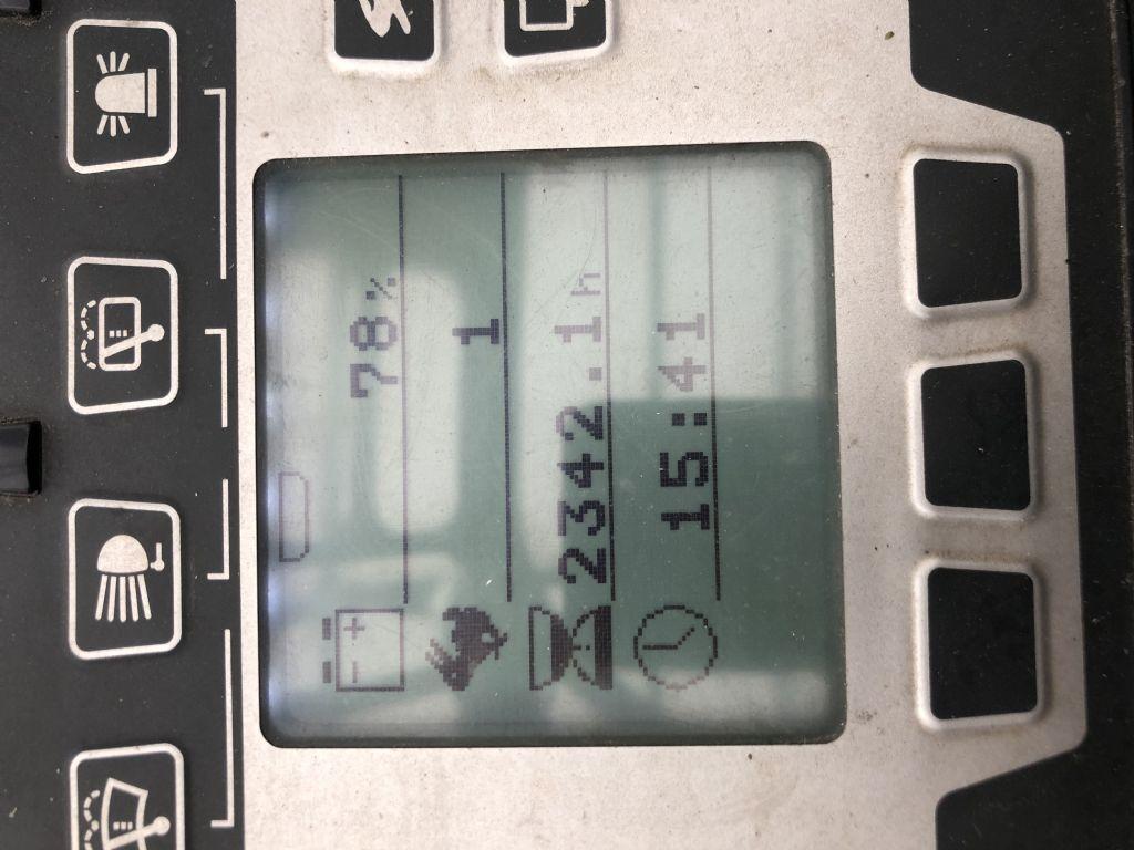 Still RX20-20 Elektro 4 Rad-Stapler www.wst-stapler.at