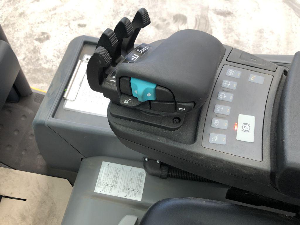 Jungheinrich EFG 215k Elektro 3 Rad-Stapler www.wst-stapler.at