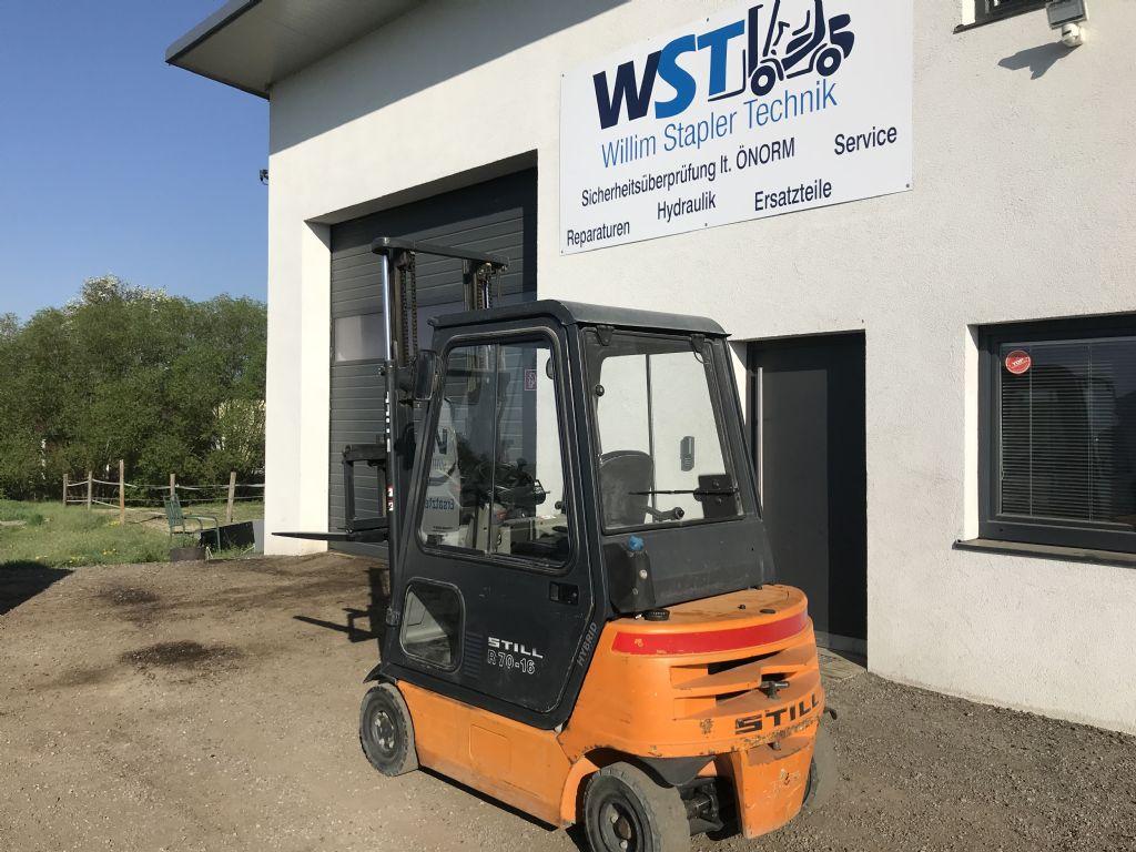 Still R70-16 Dieselstapler www.wst-stapler.at
