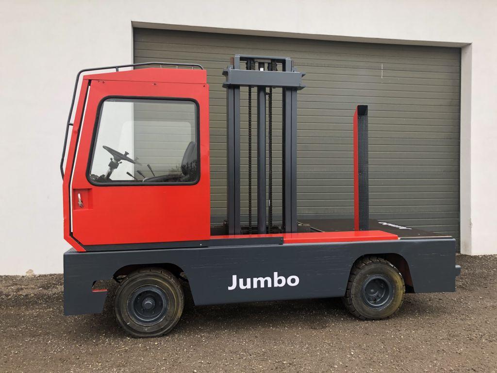Jumbo JDQ 50/12/40 Dieselstapler www.wst-stapler.at