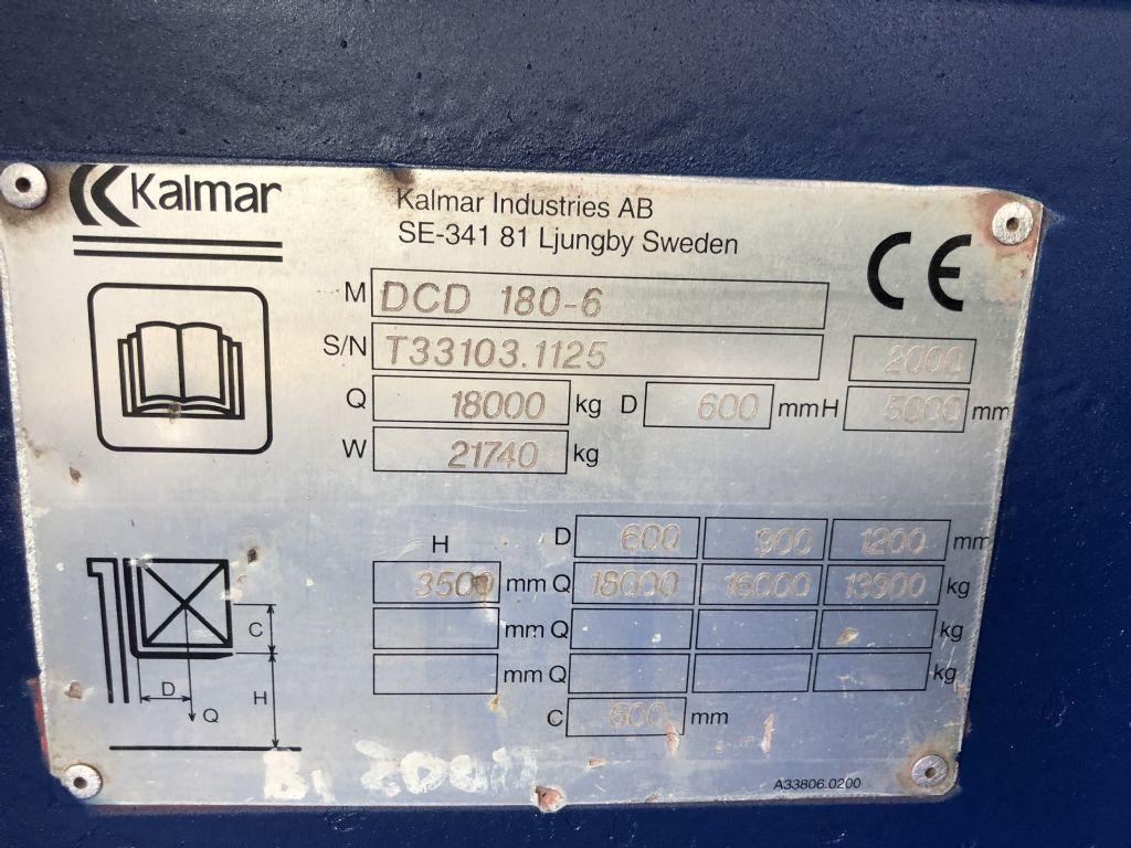 Kalmar DCD180-6 Dieselstapler www.wst-stapler.at