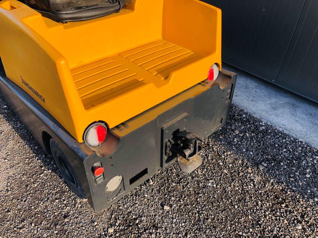 Jungheinrich EZS570 Elektro 3 Rad-Stapler www.wst-stapler.at