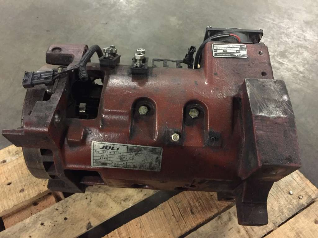Linde E16C BR335 Engine www.wtrading.nl