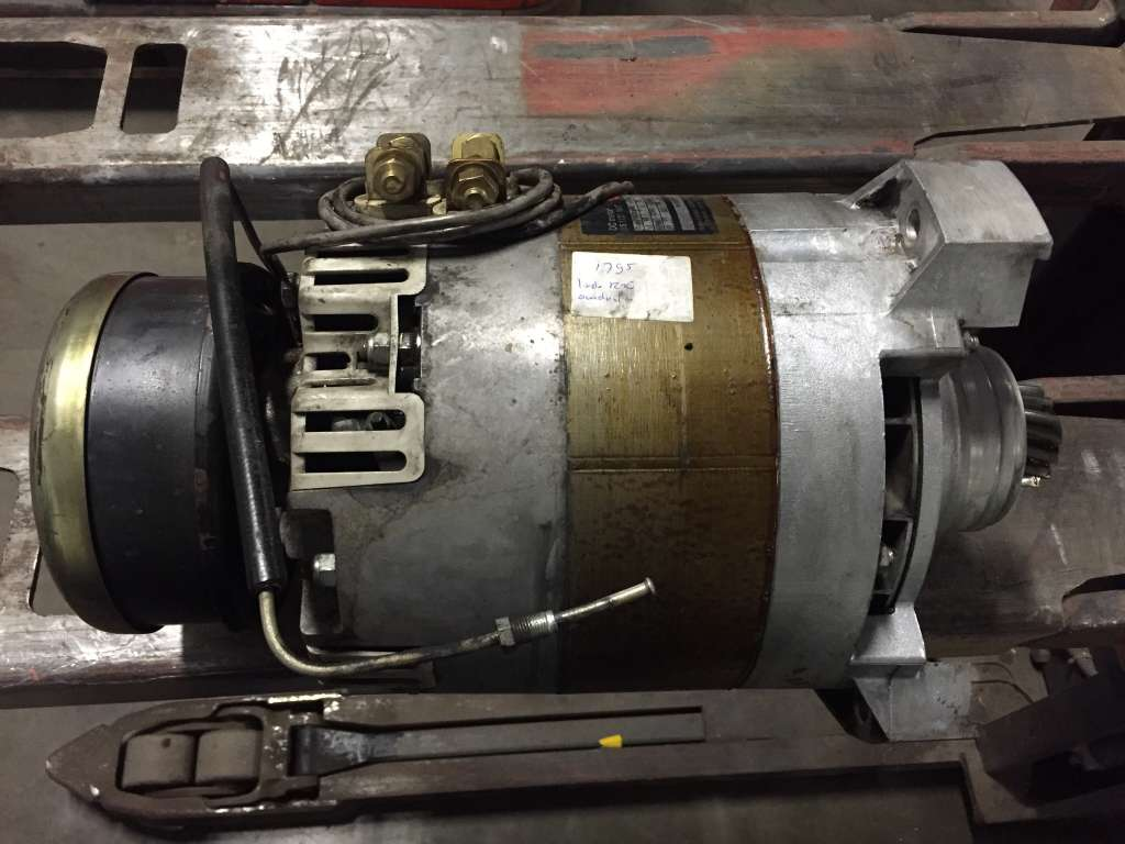 Linde R20 Motor www.wtrading.nl