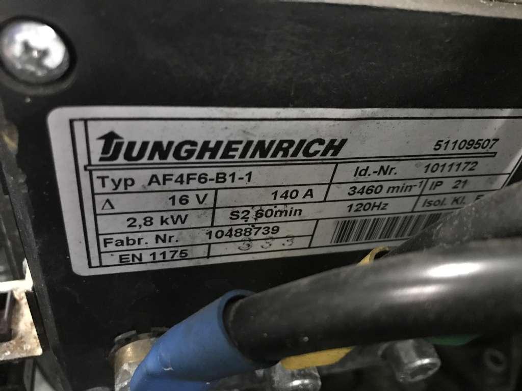 Jungheinrich ECE Engine www.wtrading.nl